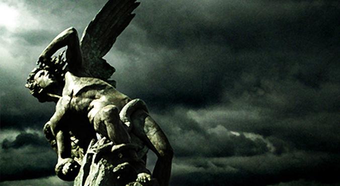Angel Caído - Parque del retiro. Imagen de otonodesangre.wordpress.com